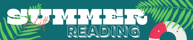 Adult Summer Reading Banner