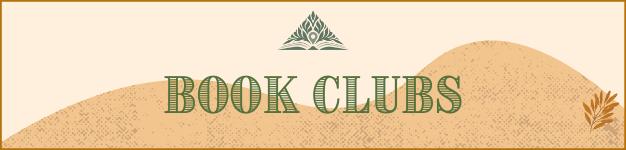 Book Clubs Banner