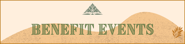 Benefit Events Banner