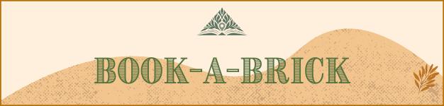 Book a Brick Banner