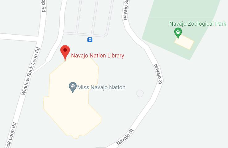 Navajo Nation Library