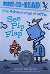 book cover: The Adventures of Otto: See Pip Flap