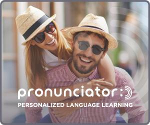 Pronunciator Language Learning