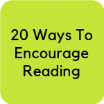 Twenty practical and easy tips to help parents inspire their kids to pick up and read a book, written by educators of the Green Forest Elementary School in Missouri.