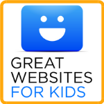 Link to Great Websites for Kids site.