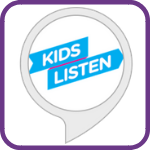 Link to Kids Listen podcast.