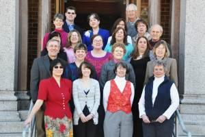 The Library Trustees and Friends