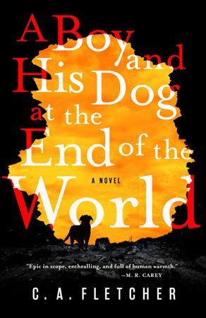 Book Cover - A Boy and His Dog and the End of the World