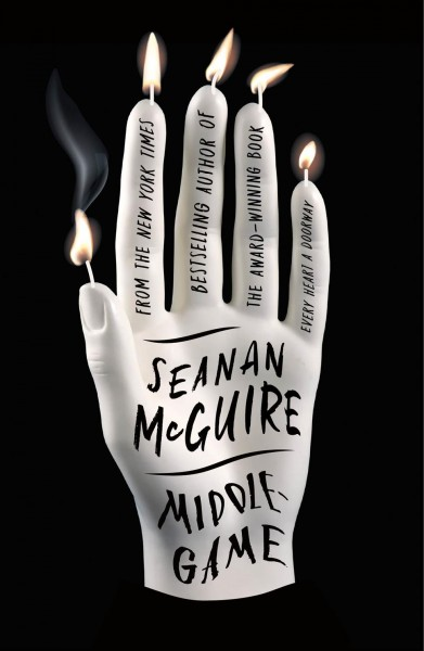 Book Cover - Middlegame