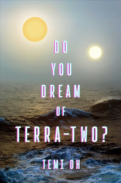 Book Cover - Do You Dream of Terra Two