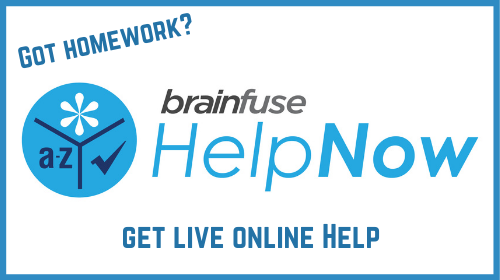 Click for more information on Brainfuse online homework help