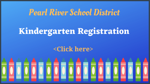Click here to register your child for Kindergarten