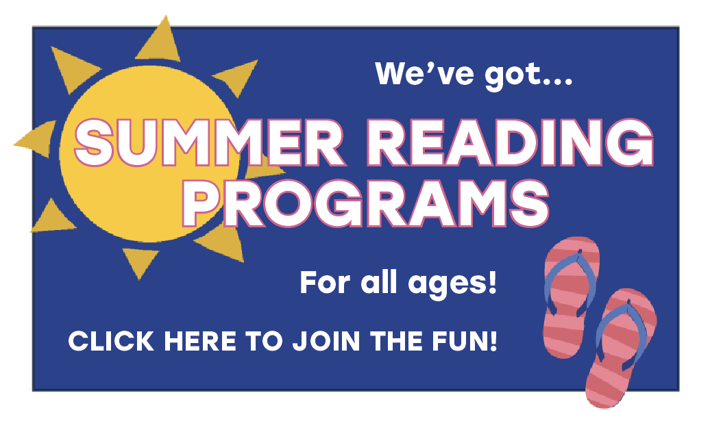 Click to register for Summer Reading 2021