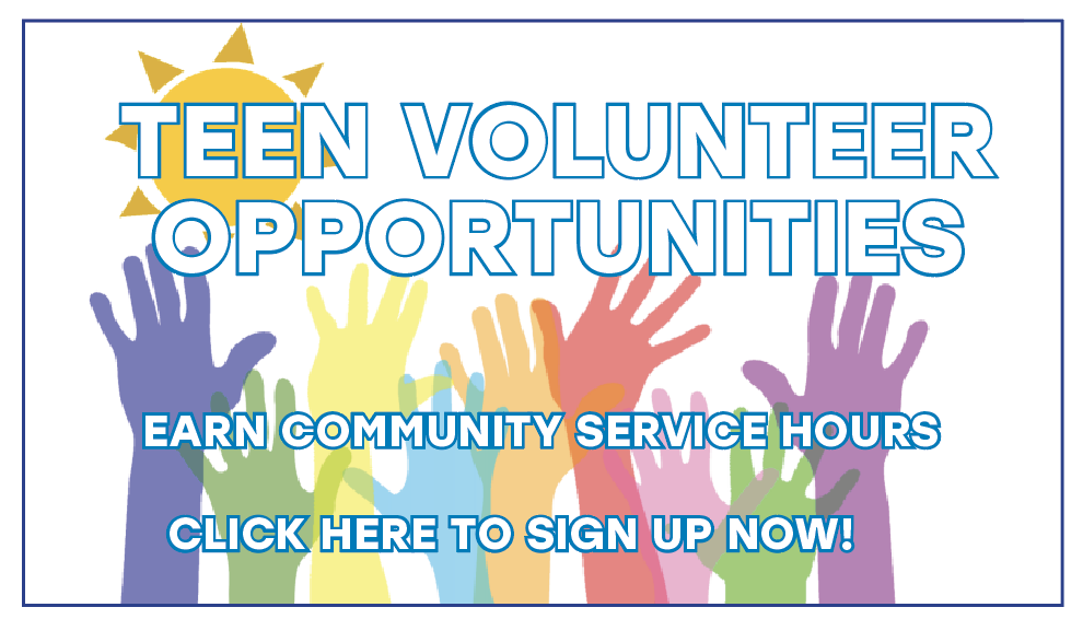 Click to volunteer for our Summer Reading 2021 program