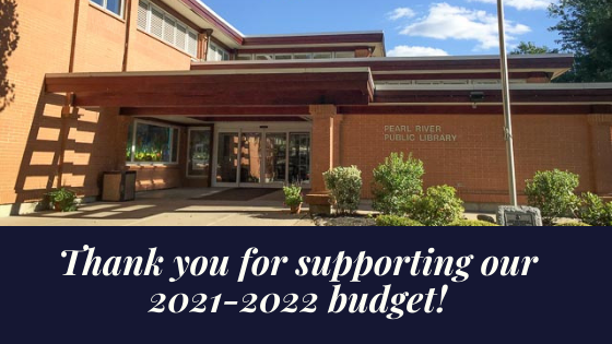 Thank you for supporting our 2021-2022 budget
