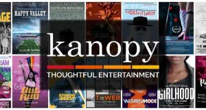 Kanopy Video Streaming Service
