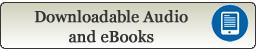Downloadable Ebooks &Audio
