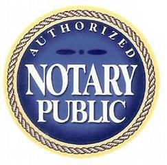 Notary Public Image