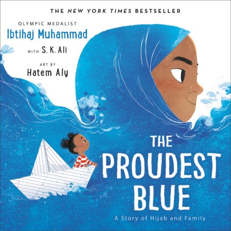 Cover for The Proudest Blue