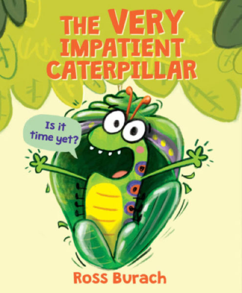 Cover for The Very Impatient Caterpillar