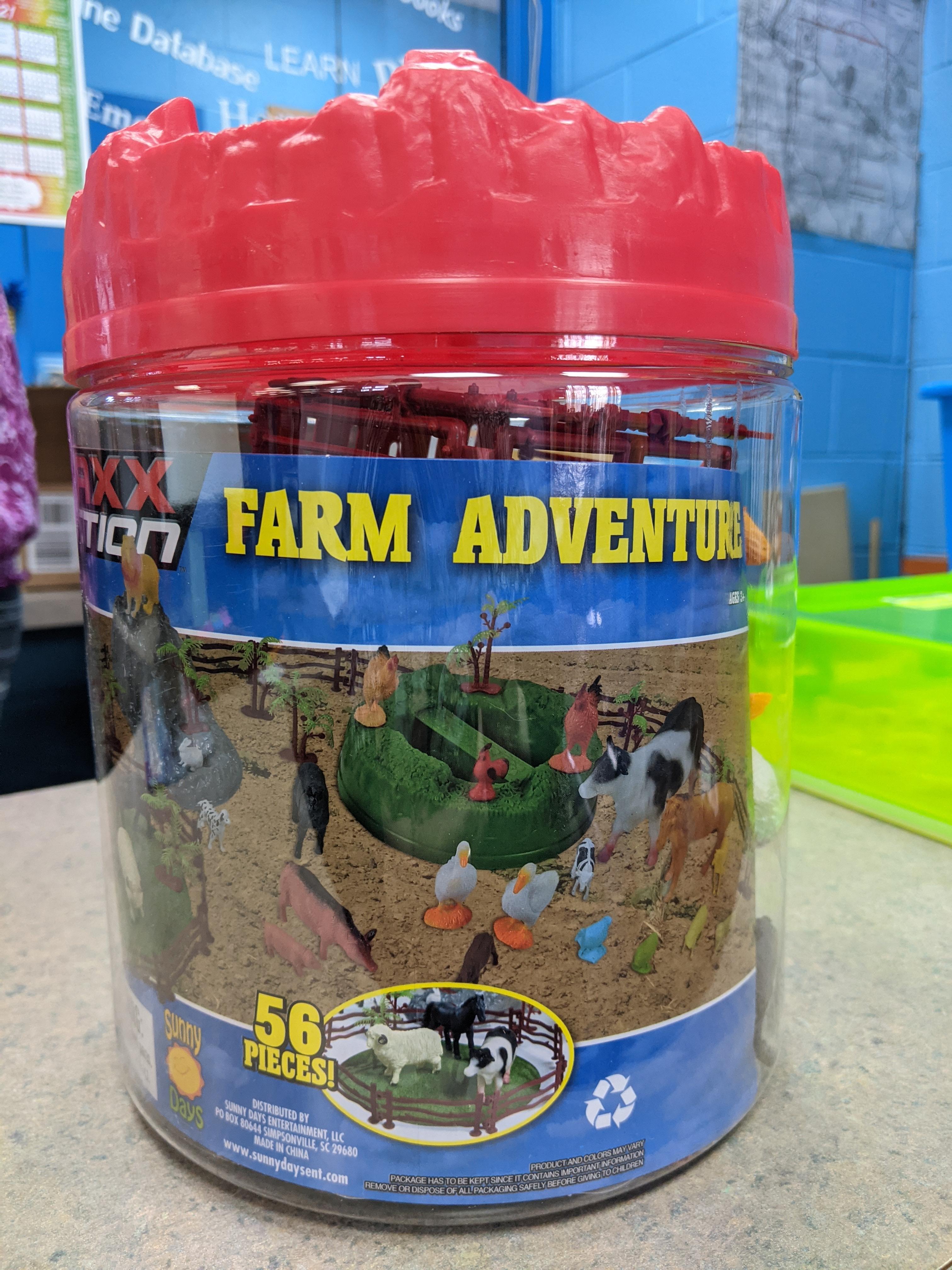 Image of Farm Toys