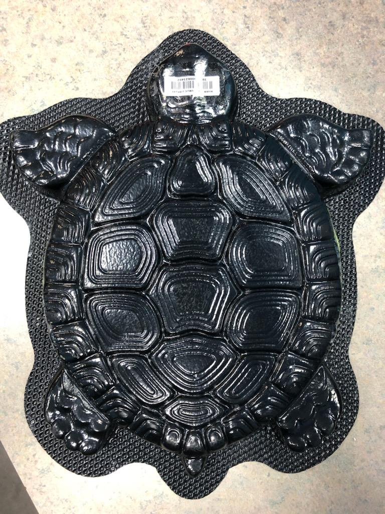 Image of a turtle mold