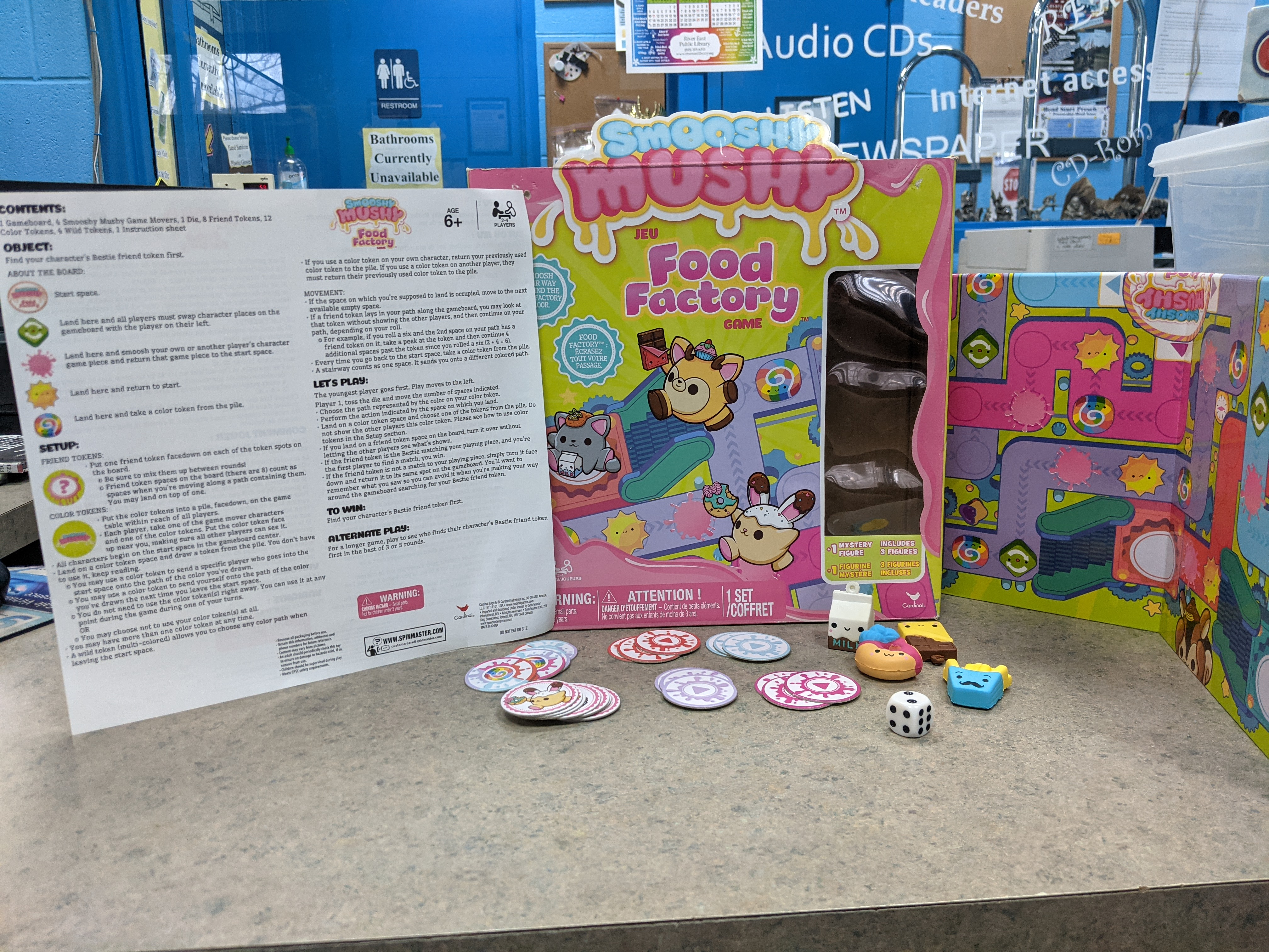 Image of Smushy Mushy Food Factory Game
