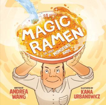 Cover for Magic Ramen