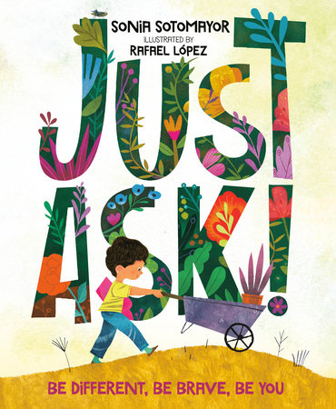 Cover for Just Ask!
