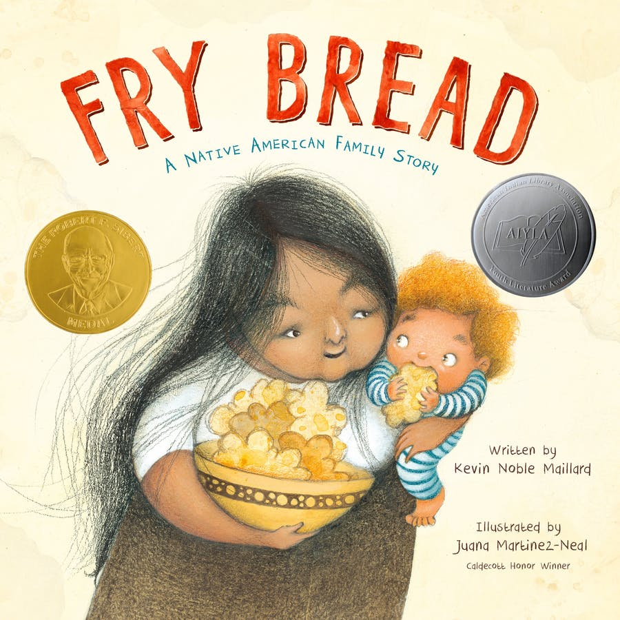 Cover for Fry Bread