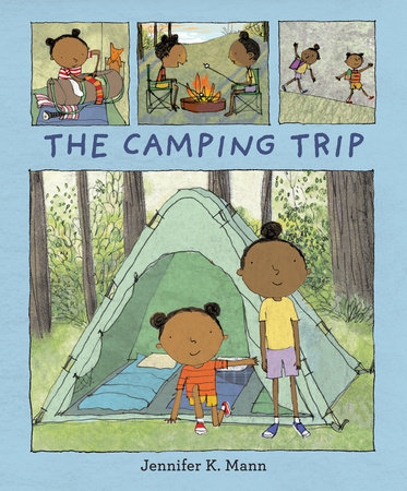 Cover to the Camping Trip
