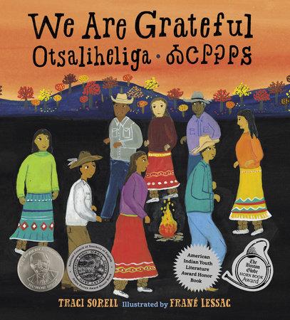 Cover for We are Grateful: Otsaliheliga