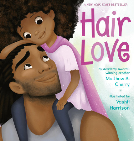 Cover of Hair Love