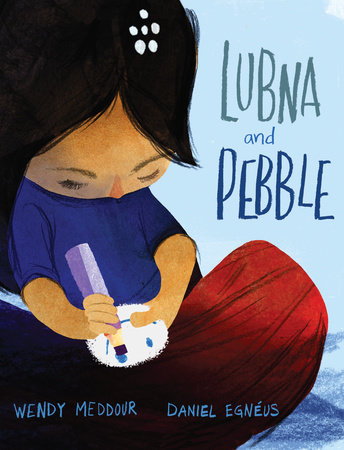 Cover for Lubna and Pebble