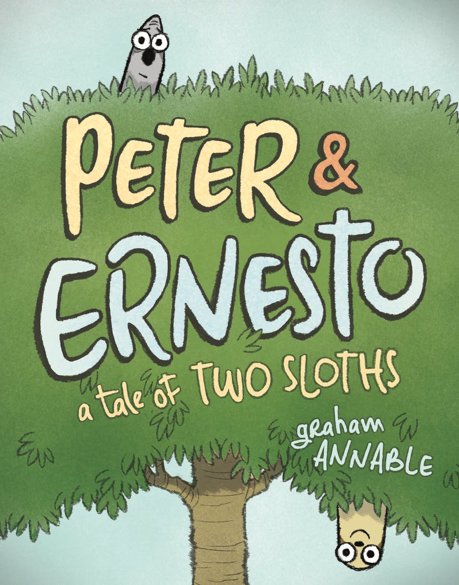 Cover of Peter and Ernesto