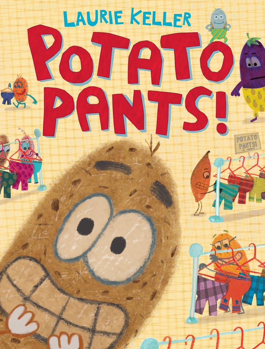 Cover for Potato Pants!