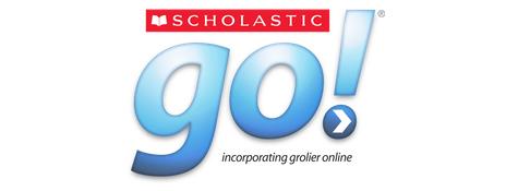 Logo for Scholastic Go