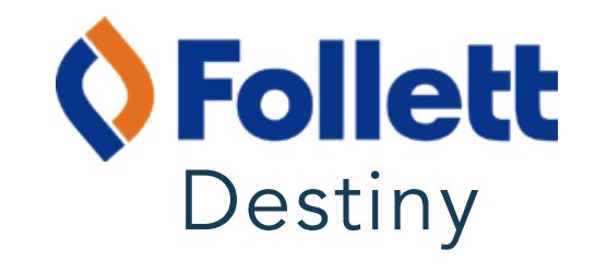 image of the logo for Follett-Destiny