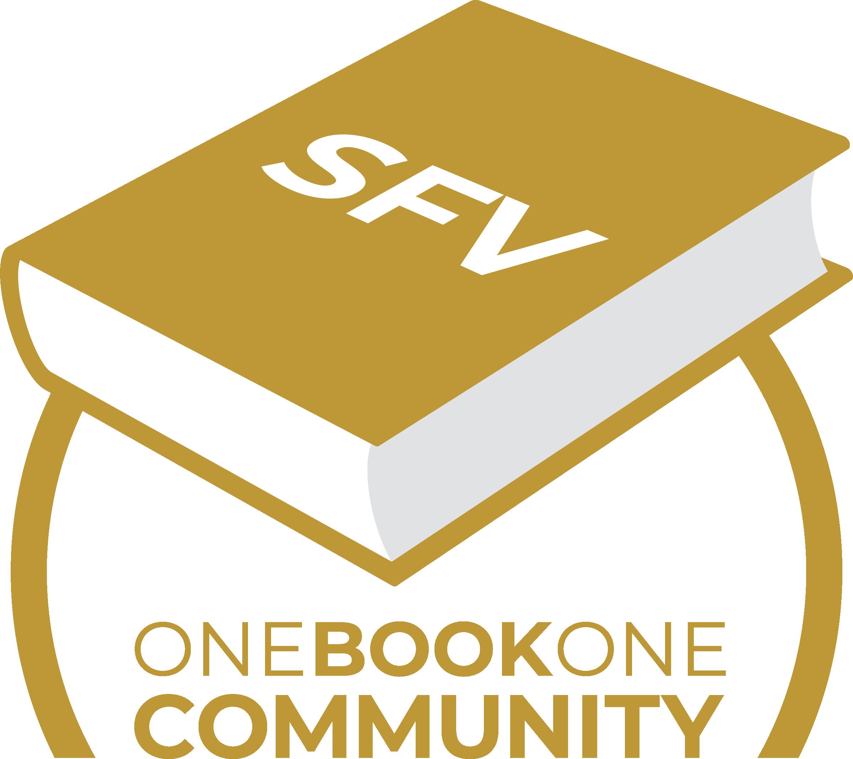 Stickney Forest View Community Read Logo