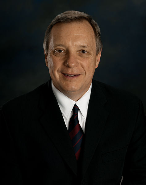 Photo of Senator Dick Durbin