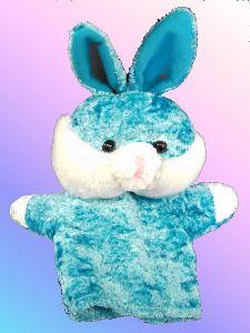 Brianna the Blue Bunny