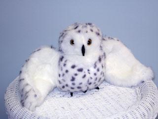 Oscar Snowy Owl