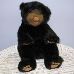 Barney Black Bear Cub