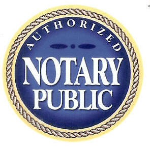 Notary Public Seal image