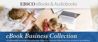 EBSCO business collection