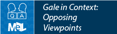 Gale in Context: Opposing Viewpoints web button
