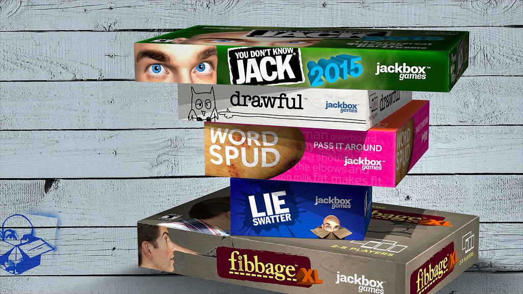 Jackbox Party Pack logo