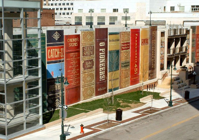 Kansas City Library exterior
