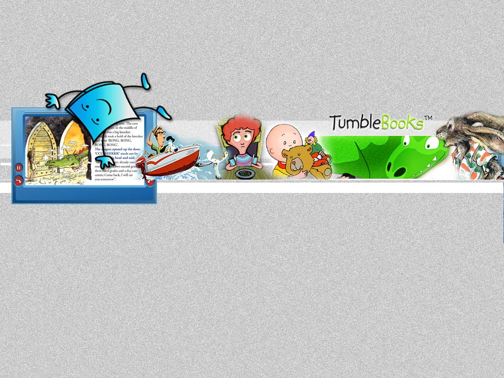 Tumblebooks logo link