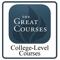 The Great Courses - College Level Courses